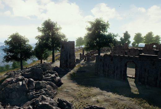 Playerunknown's Battlegrounds Gets A Month 1 Update