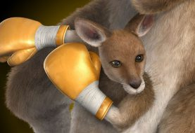 Roger The Boxing Kangaroo Is Not In Tekken 7