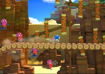 Sonic Forces Green Hill Zone Gameplay Video Revealed