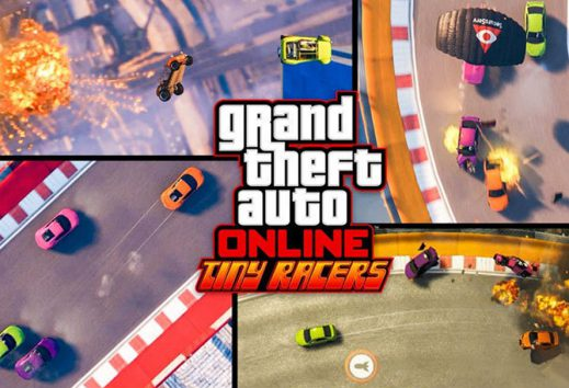 GTA Online New Update Tiny Racers Coming This April
