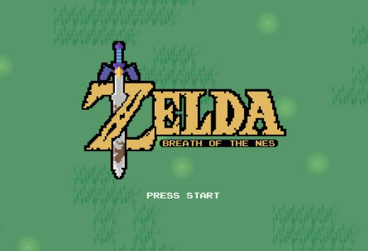 Zelda: Breath Of The Wild Inspired This 2D Fan Game