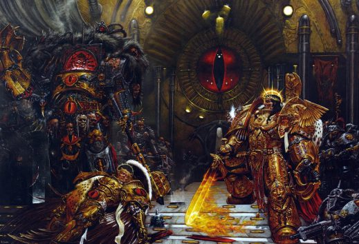 Dawn of War III: Death to the False-Emperor!