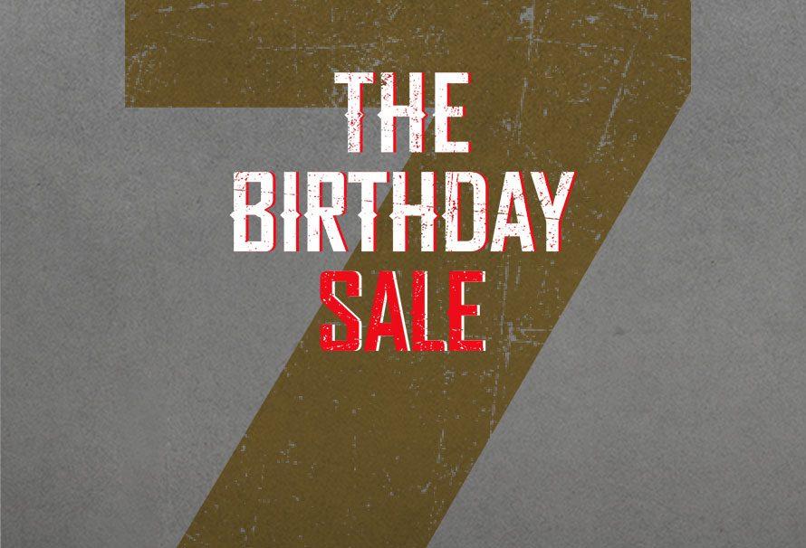 Green Man Gaming's 7th Birthday Sale