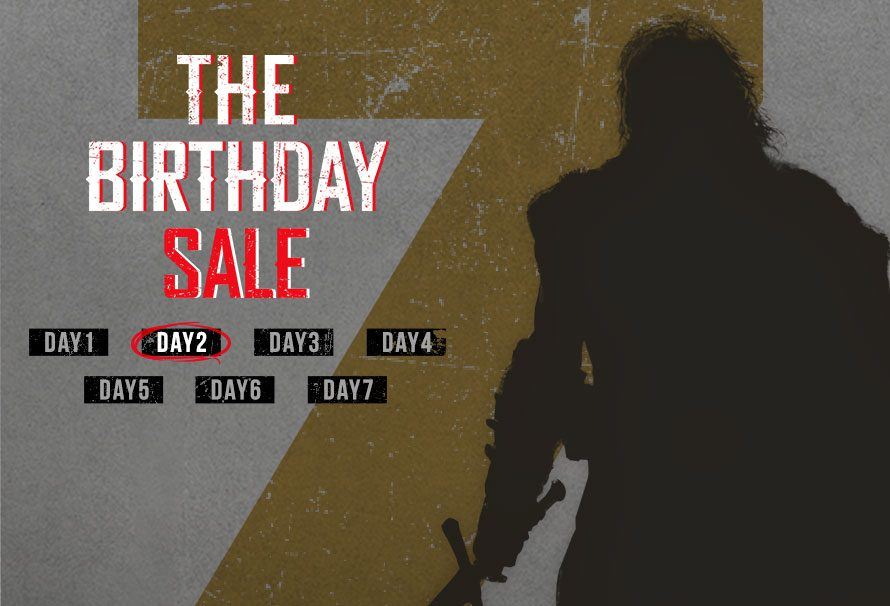 Green Man Gaming's 7th Birthday Sale Day 2