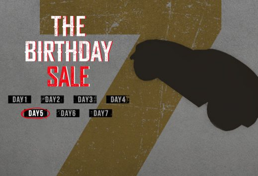Green Man Gaming's 7th Birthday Sale Day 5