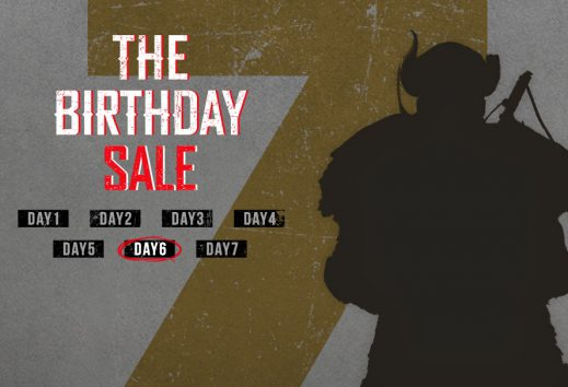 Green Man Gaming's 7th Birthday Sale Day 6
