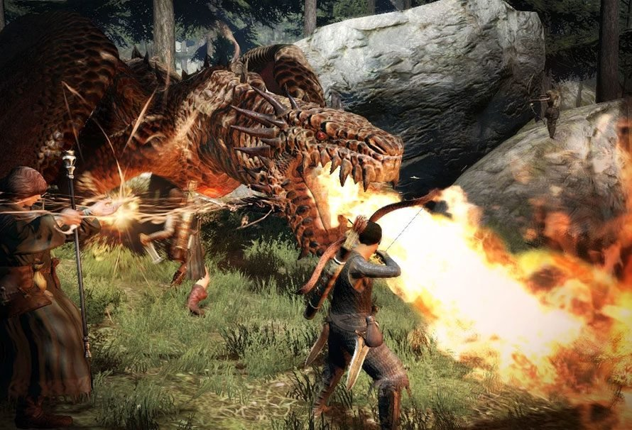 Dragons Dogma Why Its The Best Green Man Gaming Blog