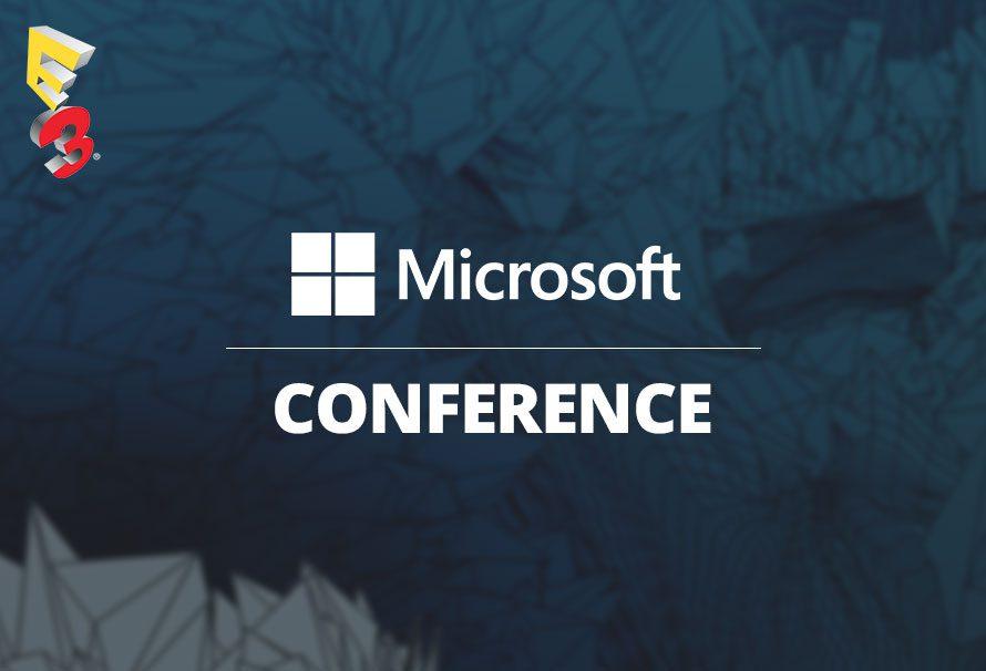 E3 2017 – Microsoft Conference Liveblog