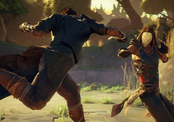 Fighting Game Absolver Release Date And Trailer