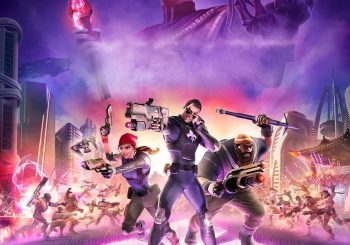 New Agents Of Mayhem Trailer