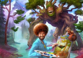 Bob Ross Will Be Playable In Smite