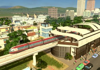 Cities: Skylines: What's In The Mass Transit Expansion