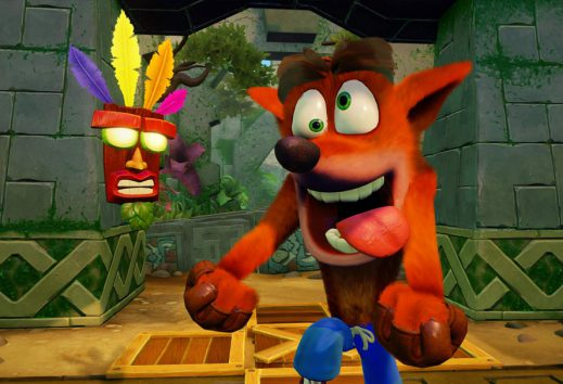 Side-By-Side Comparison Of Crash Bandicoot Remake Shown By Activision