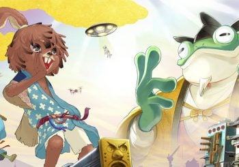 PaRappa And Gitaroo Man Devs Team Up On Project Rap Rabbit