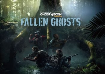 Ghost Recon: Wildlands Fallen Ghosts DLC