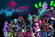 Hover: Revolt of Gamers Comes Out Of Early Access