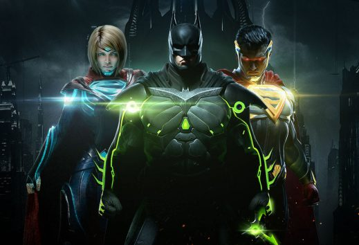 Injustice 2 First DLC Characters