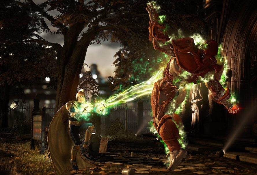 Injustice 2 – Launch Event and Impressions