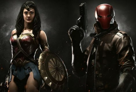 New Injustice 2 Red Hood Trailer And Wonder Woman Event