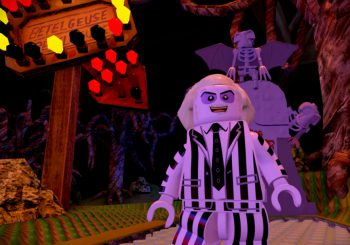 LEGO Dimensions Expansions Based On Teen Titans Go And Beetlejuice