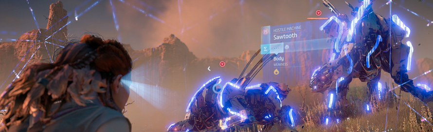 Horizon Zero Dawn - Beginners Tips - Green Man Gaming Blog