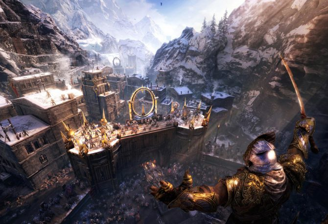 Shadow Of War Interview With Design Director Bob Roberts