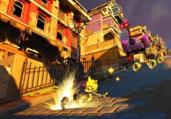 Sonic Forces Introduces Character Customisation