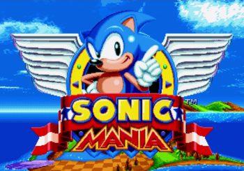 Sonic Mania New Trailer