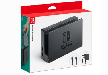 Nintendo Switch Dock Set UK Release Date