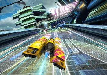 WipEout Omega Collection To Come With Original PlayStation Sleeve