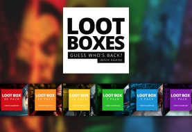Loot Box Giveaway Winner!