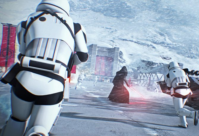 How Star Wars Battlefront 2 Is learning From Its Predecessor
