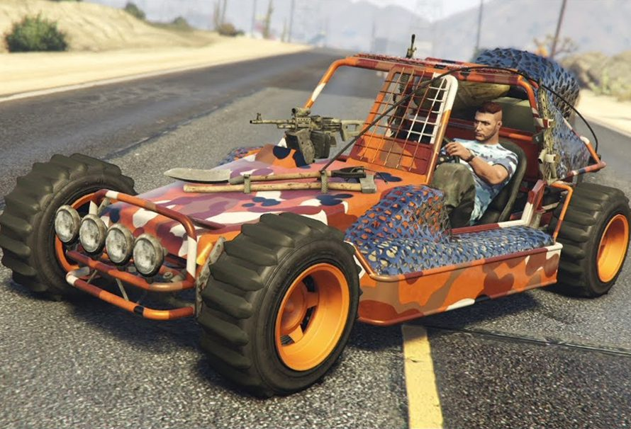 GTA V Gunrunning – The First Mission