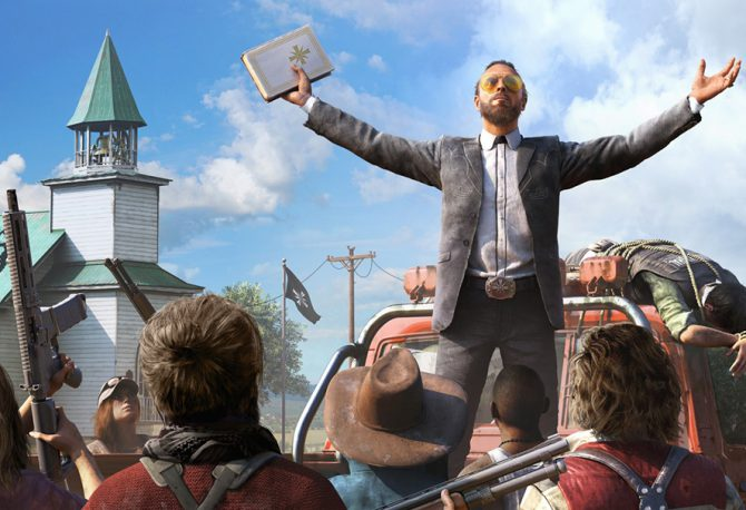 Far Cry 5 - Will Joseph Seed Be The Best Bad Guy?