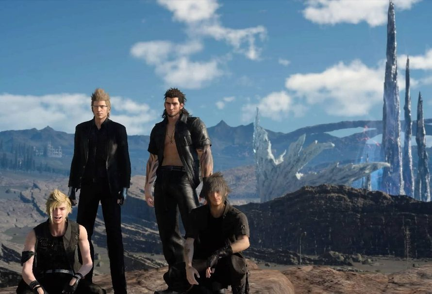 The 10 Stages Of Playing Final Fantasy XV