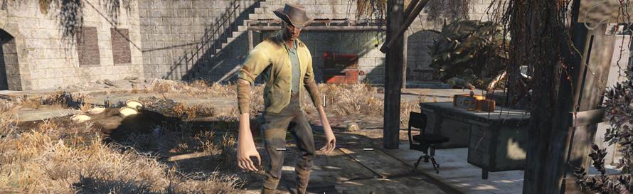 Fallout 4 Glitch