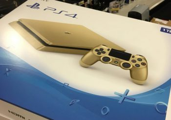 Gold PS4 Confirmed