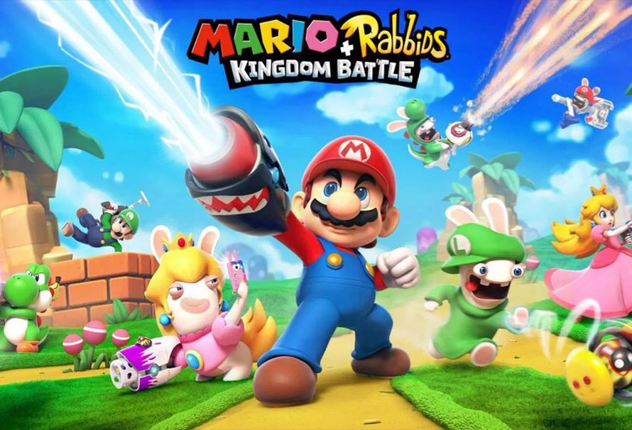 What We Learnt About Mario + Rabbids Kingdom Battle