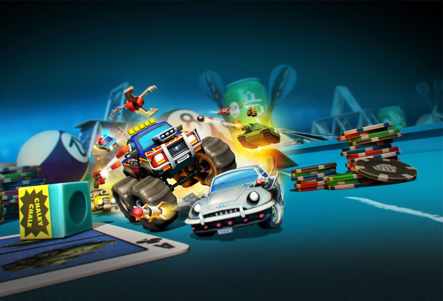 Micro Machines World Series Is The Sequel You've Always Wanted