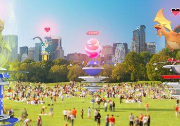 Pokémon Go Summer Update Details