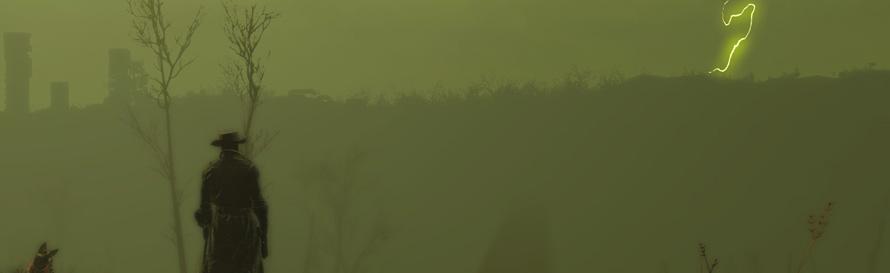 Radiation Storm