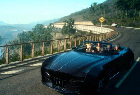Final Fantasy XV Update Adds Regalia Off-Road