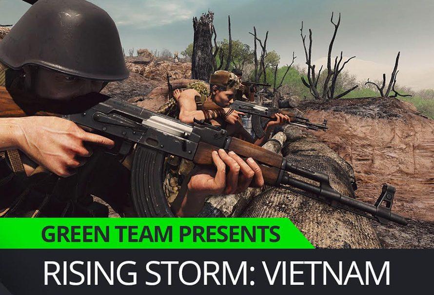 Green Team Presents Rising Storm 2: Vietnam