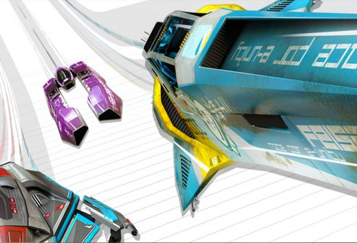 What's Inside The WipEout: Omega Collection