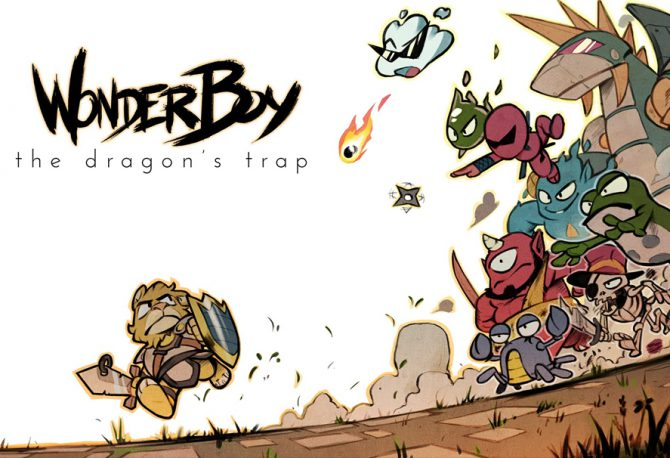 Wonder Boy: The Dragon's Trap Q&A With Lizardcube