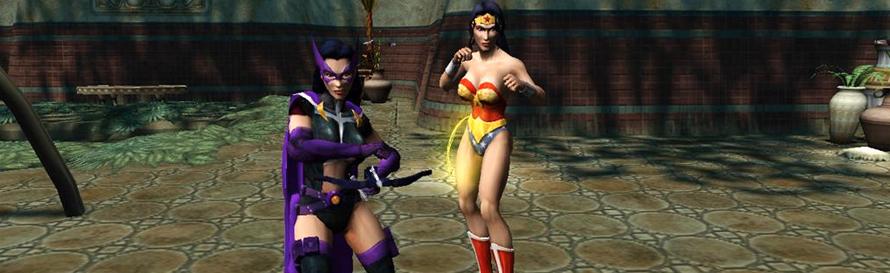 Justice League Heroes Wonder Woman