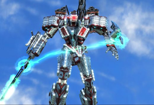 War Tech Fighters - The Mech Fighter You Need
