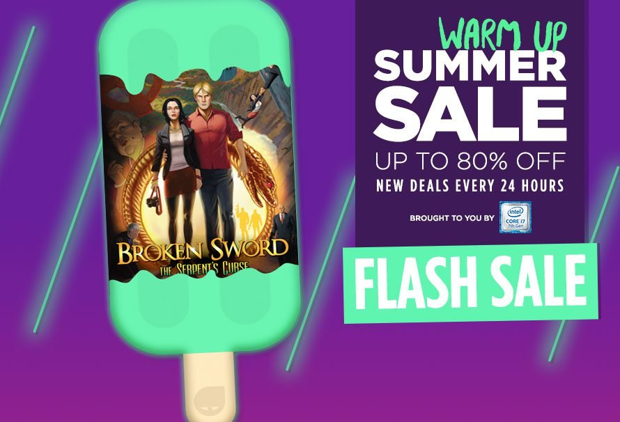Green Man Gaming Summer Sale Flash Deals 19th July