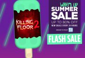 Green Man Gaming Summer Sale Flash Deals 17th July