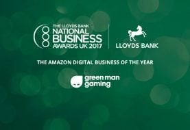 Green Man Gaming Finalist in National Business Awards
